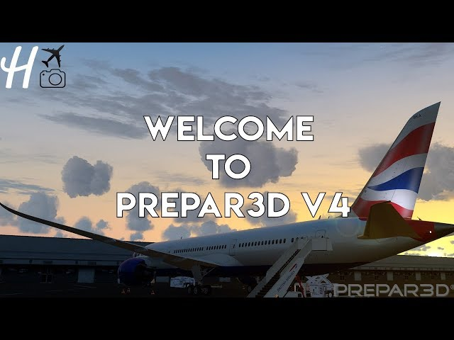 P3D V4 1 settings | TravelerBase | Traveling Tips & Suggestions