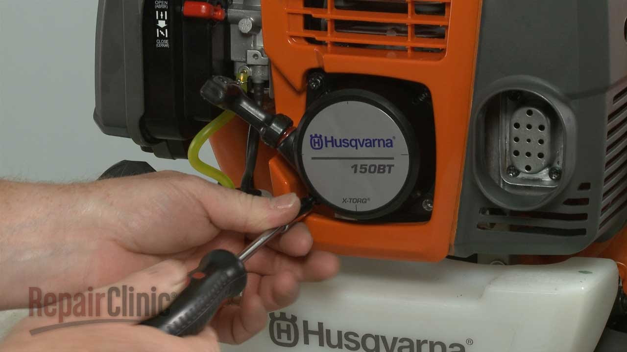 Husqvarna Leaf Blower Recoil Starter Replacement 502843101 Youtube 31as2s1e701 Parts List And Diagram 2011 Ereplacementpartscom