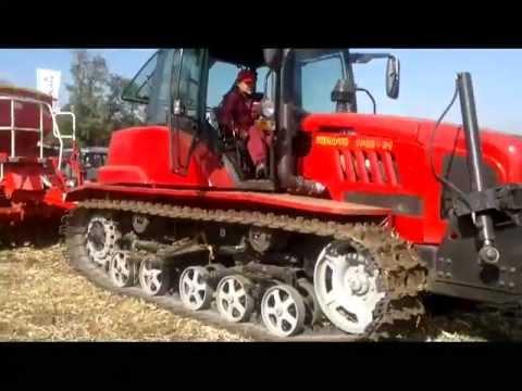 BELARUS MTZ 1502-01 TRAKTOR CRYSTAL TRADE VIDEO  PÖTTINGER MUNKAGÉPEKKEL  .mp4