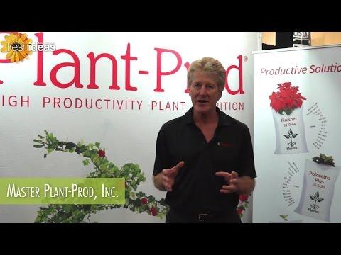 Master Plant-Prod's Plant Tech Solutions Allows Less Fertilizer Use, More Growth