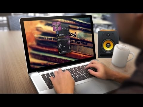 [for Mac] VOX. Отличный проигрыватель музыки.