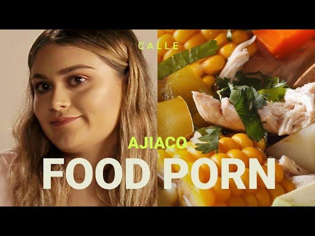 Food P0rn by Calle: Ajiaco Calentito