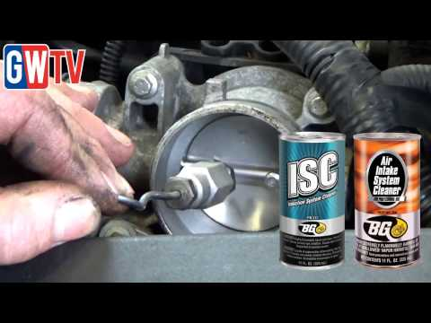 BG Products: air intake service and pressurised oil change review
