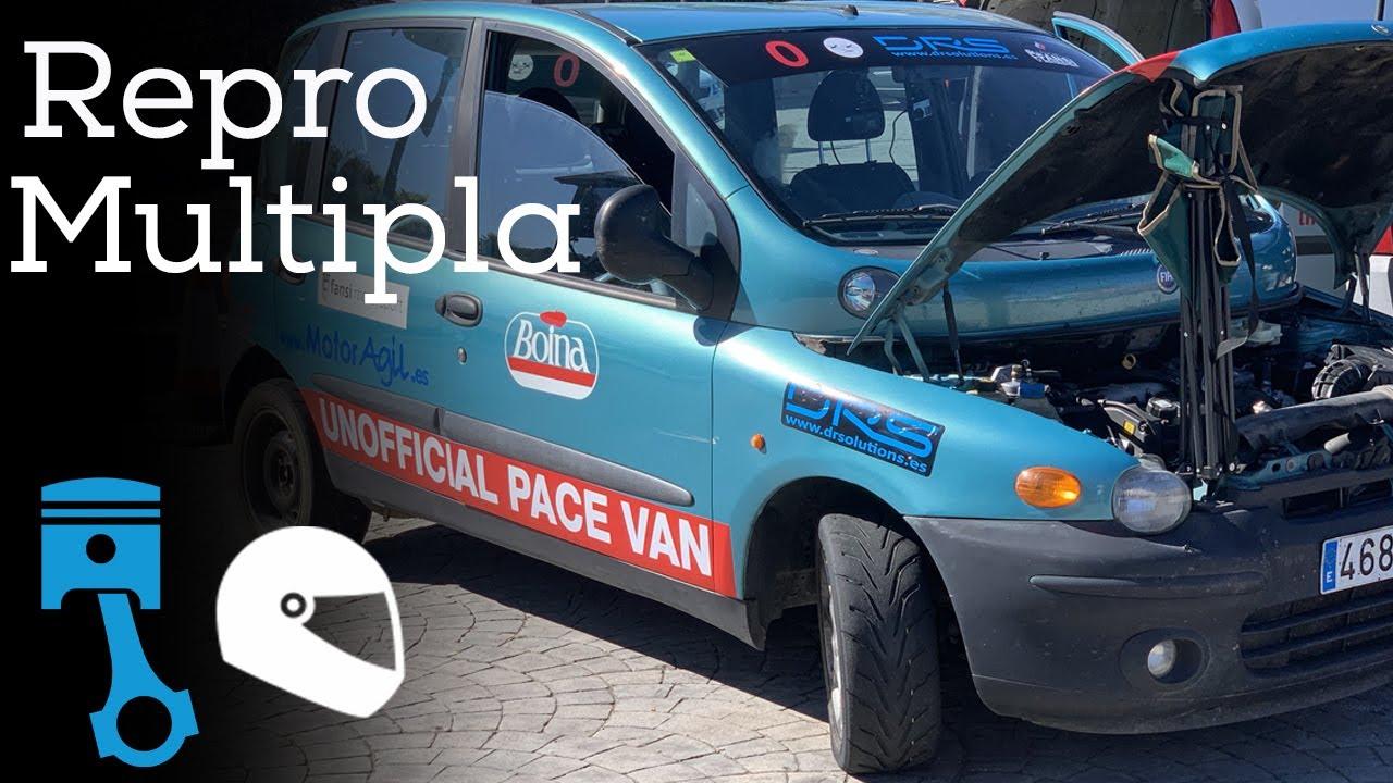 Repro Fiat Multipla 🔎¿Cómo es reprogramar una ECU? | [DRS Málaga]