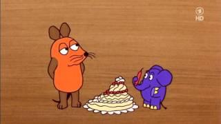 Die Sendung mit der Maus - Geburtstagstortenschlacht