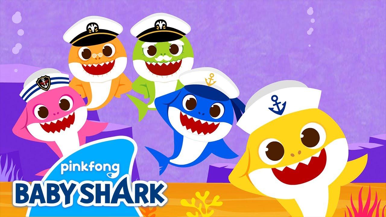 The Shark Dance | Baby Shark Dance and Song | Baby Shark Sing Along | Baby Shark Official