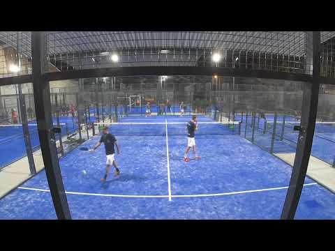 Match 2 - France Vs Pays-Bas Championnats D'Europe De Padel 2017 / Tennis Club Estoril