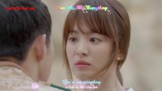 You are my everything   Gummy I Engsub   Vietsub   Hangul Hậu Duệ Của Mặt Trời OST   YouTube