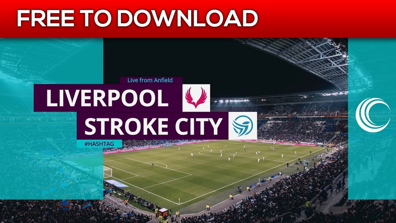 Sports Lower Thirds After Effects Template Free Download Youtube
