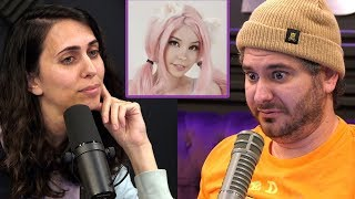 Hila On Ethan's Obsession with Belle Delphine