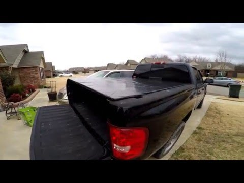 DIY How to build a truck bed cover