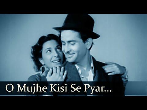 Barsaat - O Mujhe Kisi Se Pyar Ho Gaya - Lata Mangeshkar