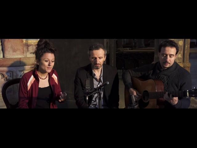 Leïla Martial Baabox - Oh Papa (acoustic version live in Marciac)