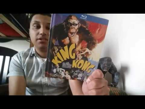 My King Kong DVD/Blu Ray Collection
