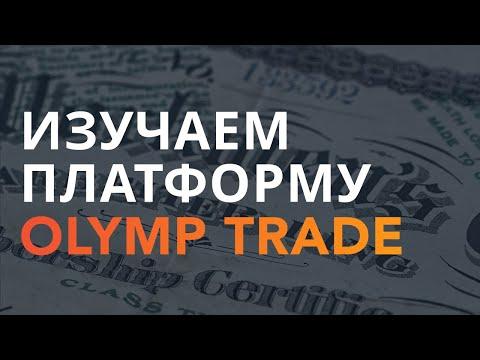 Шаг 1. FOREX! Изучаем платформу Olymp Trade!
