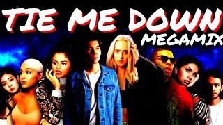 Tie Me Down MEGAMIX - Gryffin & Elley Duhe ft. Dua Lipa, Zedd, Selena Gomez & MORE ( ...