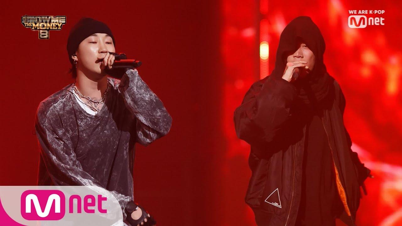 [ENG sub] Show Me The Money8 [풀버전] Diablo - EK (Feat. JUSTHIS) @본선 8강 Full ver. 190920 EP.9