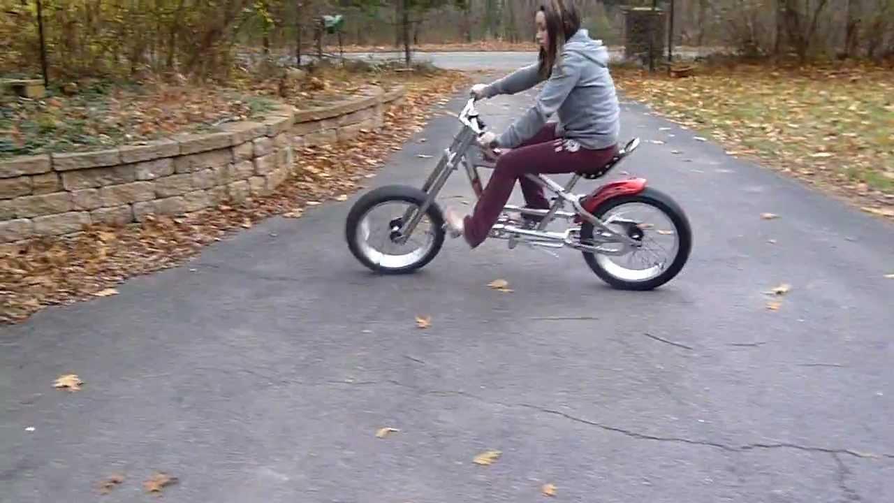 34402b3abc8 Schwinn Stingray Chopper Bicycle Mad Max - YouTube