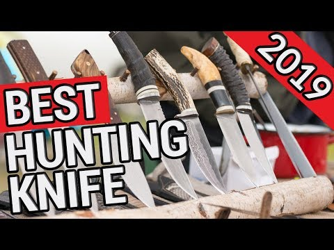 Hunting Knife: Best Hunting Knives 2019 - TOP 10