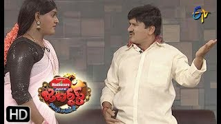 Rocket Raghava Performance | Jabardasth | 16th May 2019    | ETV  Telugu