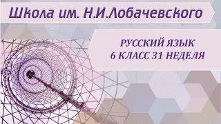Русский язык 6 класс 31 неделя Неопределенные и отрицательные местоимения