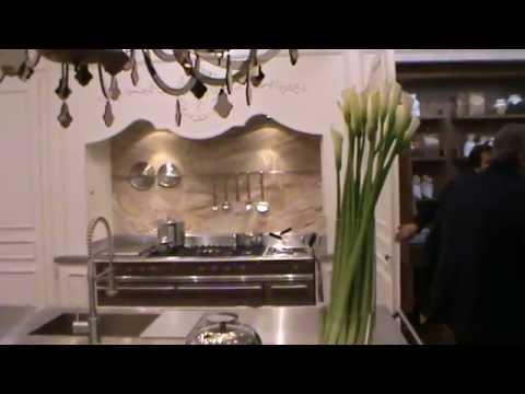 Cucina Floral L\'Ottocento opinione - YouTube