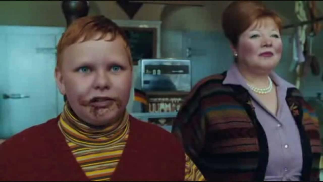 Charlie et la Chocolaterie : Augustus Gloop - YouTube