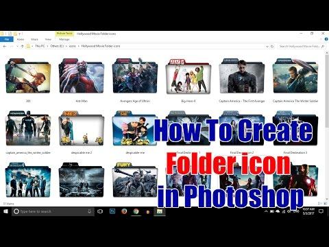 how-to-create-custom-folder-icon-in-photoshop-(updated-video)- -techtutorials