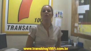Michelle Santana no Blog da Pop do Brasil