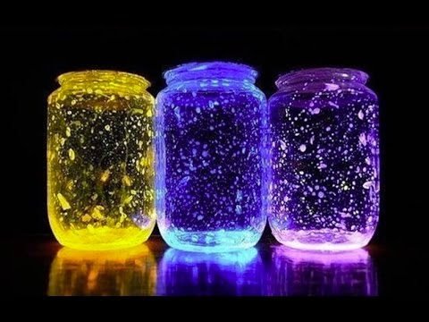 DIY- fairy glow jar | home made