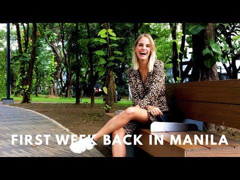 VLOG: HELLO MANILA! WHY DO FILIPINOS DON'T LIKE PAPAYA?!