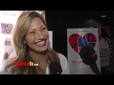 Joey Lauren Adams  at