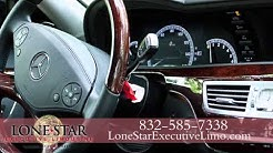 Lone Star Executive Limousine - Houston Executive Airport Limo Service