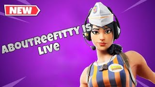 Live Fortnite Saison X New Sizzle Sgt Skin Gameplay