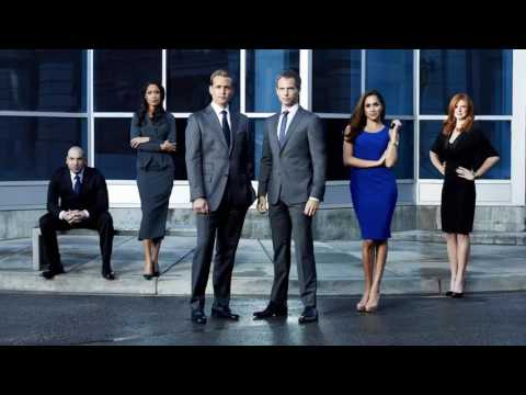 SUITS 🎵: FULL INTRO SONG