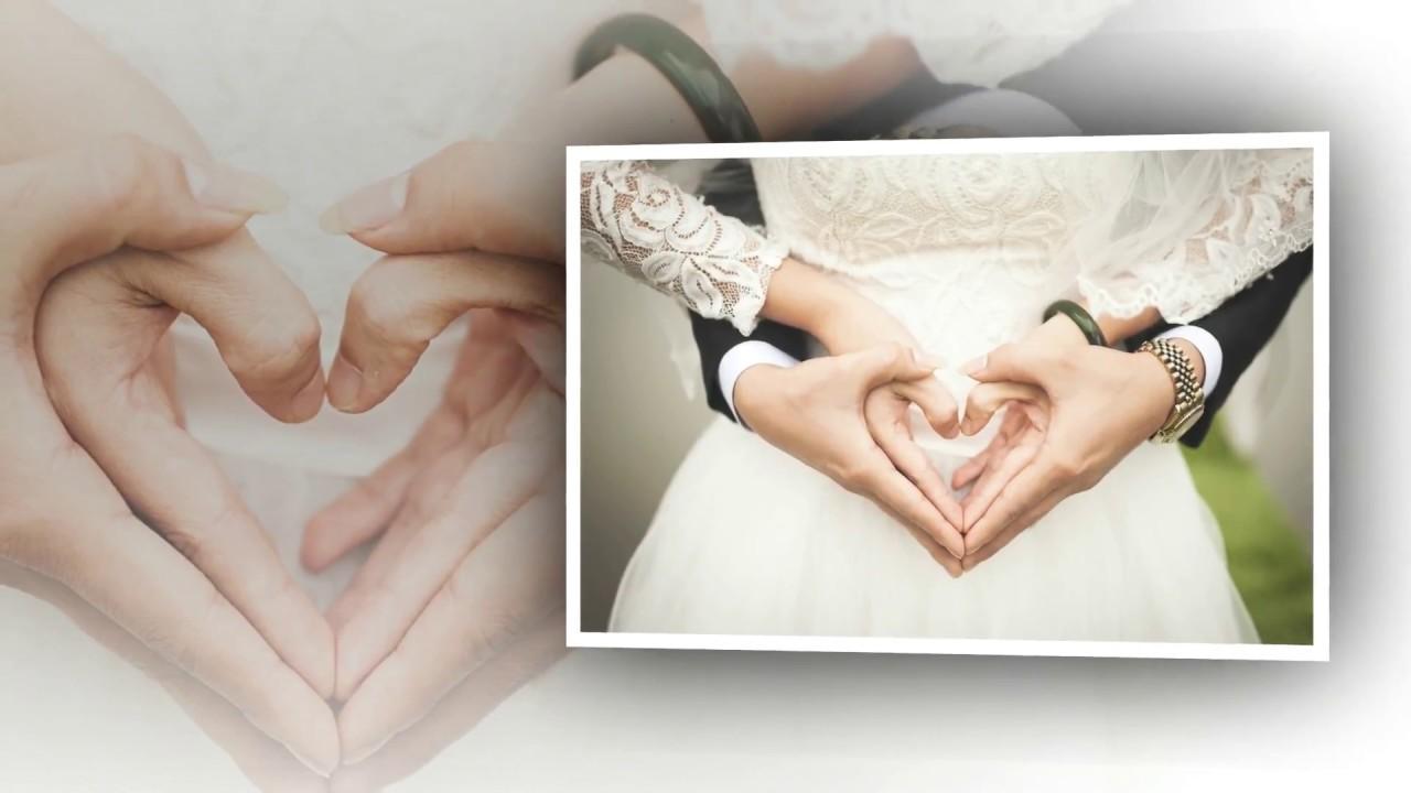 слайд шоу из фотографий на свадьбу идеи символизируют мужскую энергию