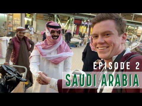 Meeting the SAUDI PEOPLE الشعب المذهل في المملكة العربية السعودية American in Saudi Arabia #2