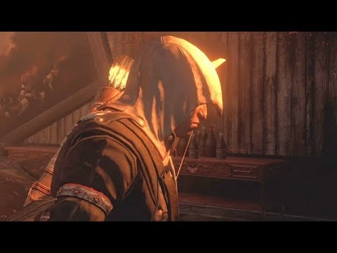 Assassins Creed III Remastered Peg Leg Mission Fort Wolcott stealth gameplay