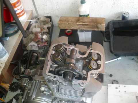 Suzuki Freewind Engine