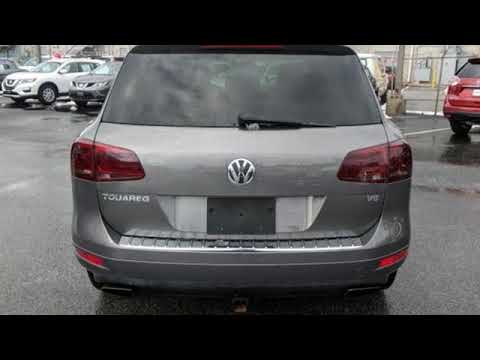 Used 2013 Volkswagen Touareg Lutherville Timonium MD Towson, MD #14344P