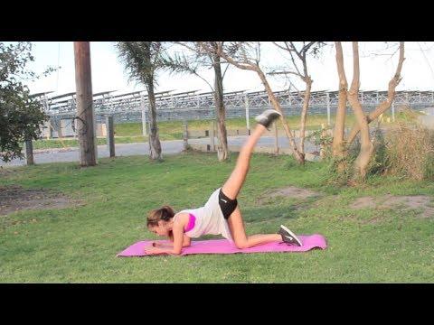 My Morning Workout Routine: Leg Day!