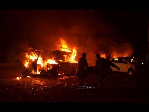 Bomb kills at least 15 in Quetta