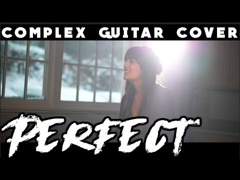 perfect---ed-sheeran---intense-acoustic-guitar-fingerstyle-duet-|-hunter-kowald-|-emma-lee-millard