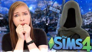 БЕДА В СЕМЬЕ ЛИНЫ! [Прохождение The Sims 4. На работу] №15