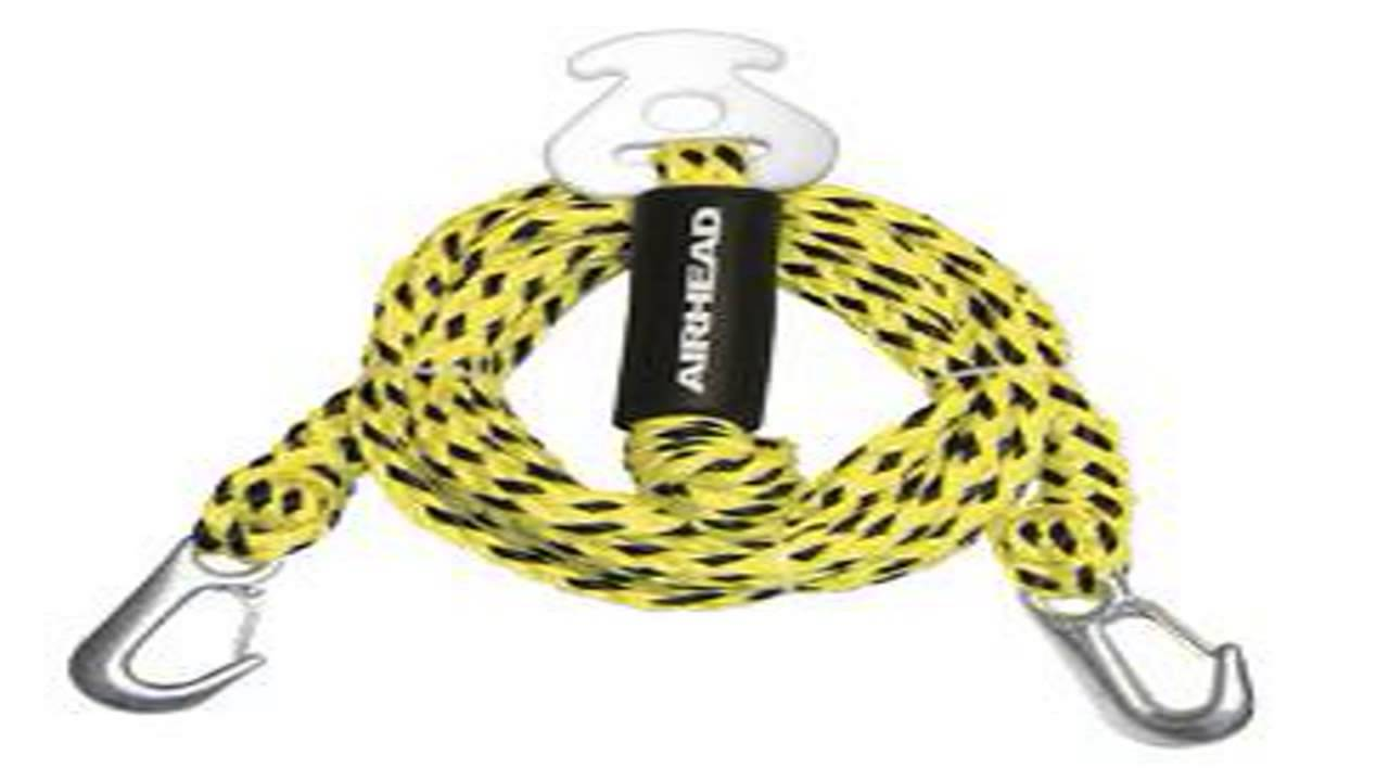 airhead ahtrb 50 bungee tow rope youtube Proline Tow Harness airhead tow harness