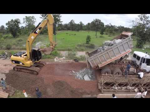 Preah Vihear Province Flood 2014 - ទឹកជំនន់នៅខែត្រព្រះវិហារ V.4 720p