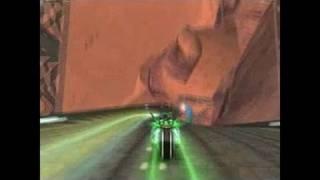 XGRA: Extreme-G Racing Association GameCube Gameplay -