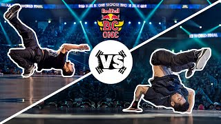 Mounir vs Hong 10 - FINAL BATTLE - Red Bull BC One World Final 2013 Seoul