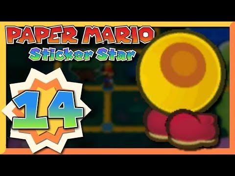 Paper Mario: Sticker Star - Part 14 - Wiggler Hunt