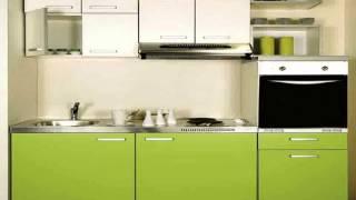Interior Kitchen Set Minimalis Modern   Interior Kitchen Design 2015